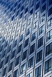 Gray and Black Glass Building Royalty Free Stock Images