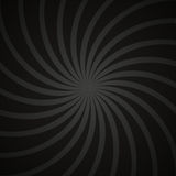 Gray and black spiral vintage Royalty Free Stock Image