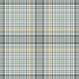 Gray black and yellow lines on a light background vector illustration Royalty Free Stock Images