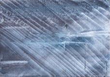 Gray Blue a brouillé la photo de dessin de lavage Photo libre de droits