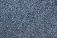 Gray-blue terry cotton fabric closeup Royalty Free Stock Images