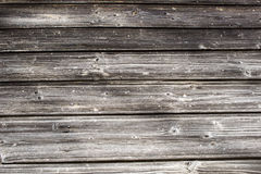 Gray boards. Gray old plank table boards or a wall Royalty Free Stock Photos