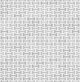 Gray bone pattern. Seamless vector spooky background Stock Photography