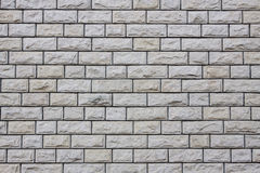 Gray brick background Royalty Free Stock Photography