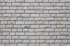 Gray brick background Royalty Free Stock Photography