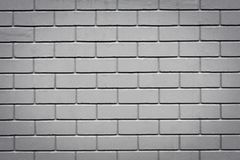 Gray brick background Royalty Free Stock Images