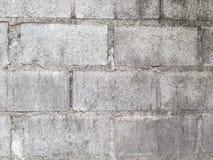 Gray brick blocks Royalty Free Stock Photo