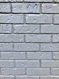 Gray Brick Wall Fotos de archivo
