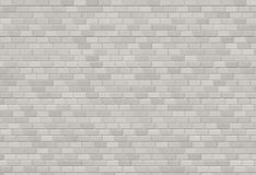 Gray brick wall Stock Photography