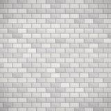 Gray Brick Wall Photos libres de droits