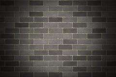 Gray Brick Wall stock foto