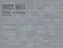 Gray Brick Wall Image stock
