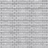 Gray brick wall abstract background. Stock vector royalty free illustration