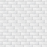 Gray brick wall. Abstract white background with different grunge bricks Royalty Free Stock Image