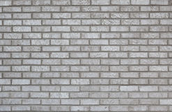 Gray Brick Wall Background Royalty Free Stock Images