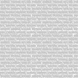 Gray brick wall. Vector background Royalty Free Stock Images