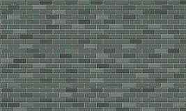 Gray brick wall Royalty Free Stock Image