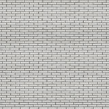 Gray brick wall seamless texture Stock Photo