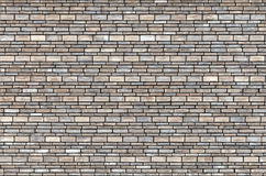 Gray brick wall, seamless texture Stock Images