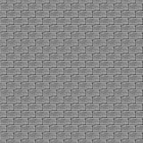 Gray brick wall seamless. Vector illustration background . texture pattern for continuous replicate. Gray brick wall seamless. Vector illustration background Stock Images