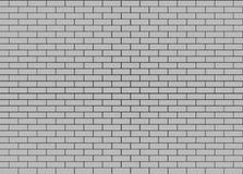 Gray Brick Wall. Textura inconsútil. Imágenes de archivo libres de regalías