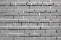 Gray bricks wall texture, background Royalty Free Stock Photography