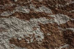 Gray and brown stone rock texture background Royalty Free Stock Photography