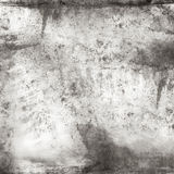 Gray brush stroke texture background Stock Images