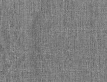 Gray burlap sacking as background Stock Photo