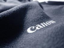 Gray Canon-printed Textile Royalty Free Stock Photo