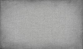 Gray canvas with delicate grid to use as grunge horizontal background or texture Royalty Free Stock Images
