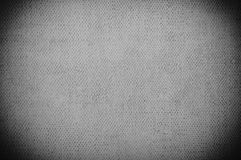 Gray canvas texture or background Royalty Free Stock Image