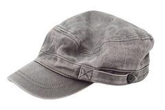 Gray cap Stock Photography