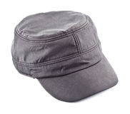 Gray Cap Royalty Free Stock Photo