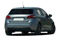 Gray car Royalty Free Stock Photography