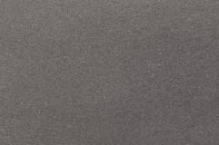 Gray cardboard texture Stock Image