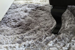 Gray carpet, as background. Or print card Stock Images