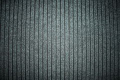 Gray carpet on the floor. With striped structure Stock Photography