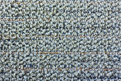 Gray carpet texture Stock Image
