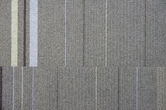 Gray carpet Royalty Free Stock Photography