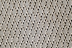 Gray cement floor with dimond pattern. Abstract background and texture for design Royalty Free Stock Photo