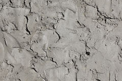 Gray cement plaster close-up. Background Royalty Free Stock Photos