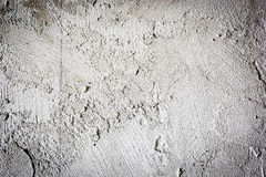 Gray cement rough Stock Images