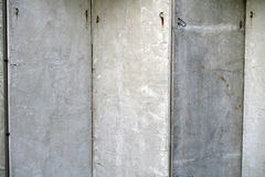 Gray cement wall Royalty Free Stock Photos