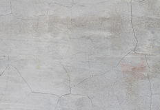 Gray cement wall. Texture background. cement crack wall stock photos