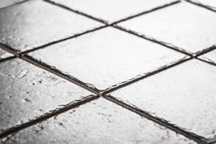 Free Gray Ceramic Tiles Closeup Royalty Free Stock Images - 65497279