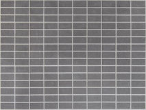Gray ceramic tiles Stock Images