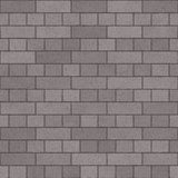 Gray Charcoal Brick Wall Seamless Texture. Computer generated background Stock Illustration