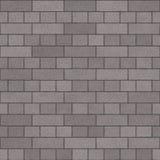 Gray Charcoal Brick Wall Seamless-Textuur Stock Foto