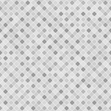 Gray checkered diamond pattern. Seamless vector background Royalty Free Stock Images